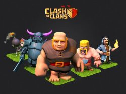 Clash Of Clans Wallpapers and Photos 4K Full HD