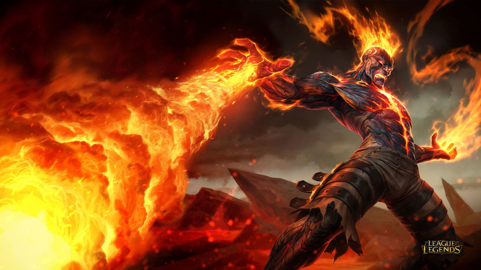 Brand - League of Legends Wallpapers