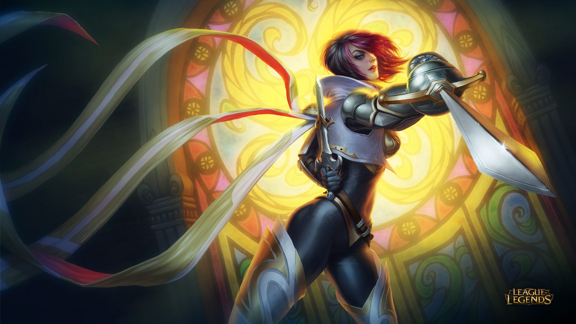 Fiora - League of Legends Wallpapers