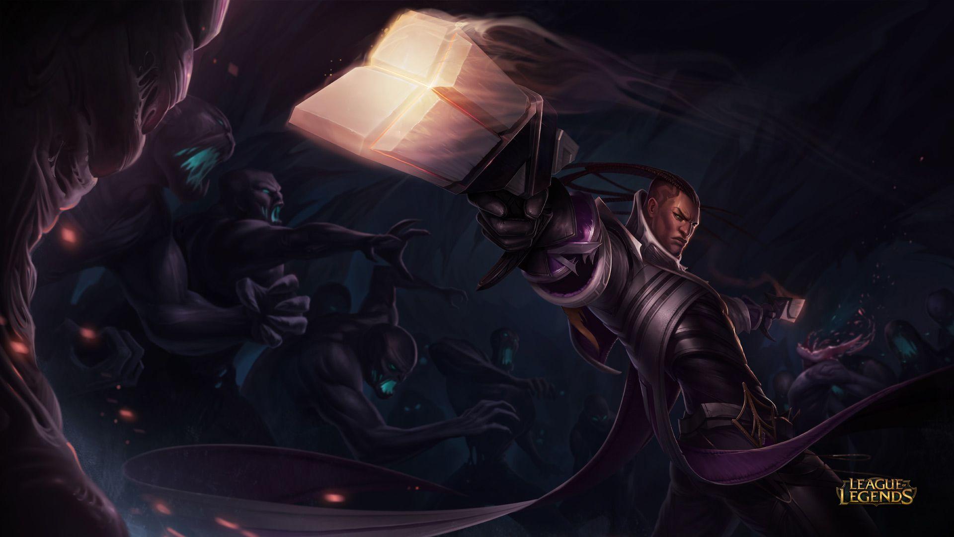 Lucian - League of Legends Wallpapers