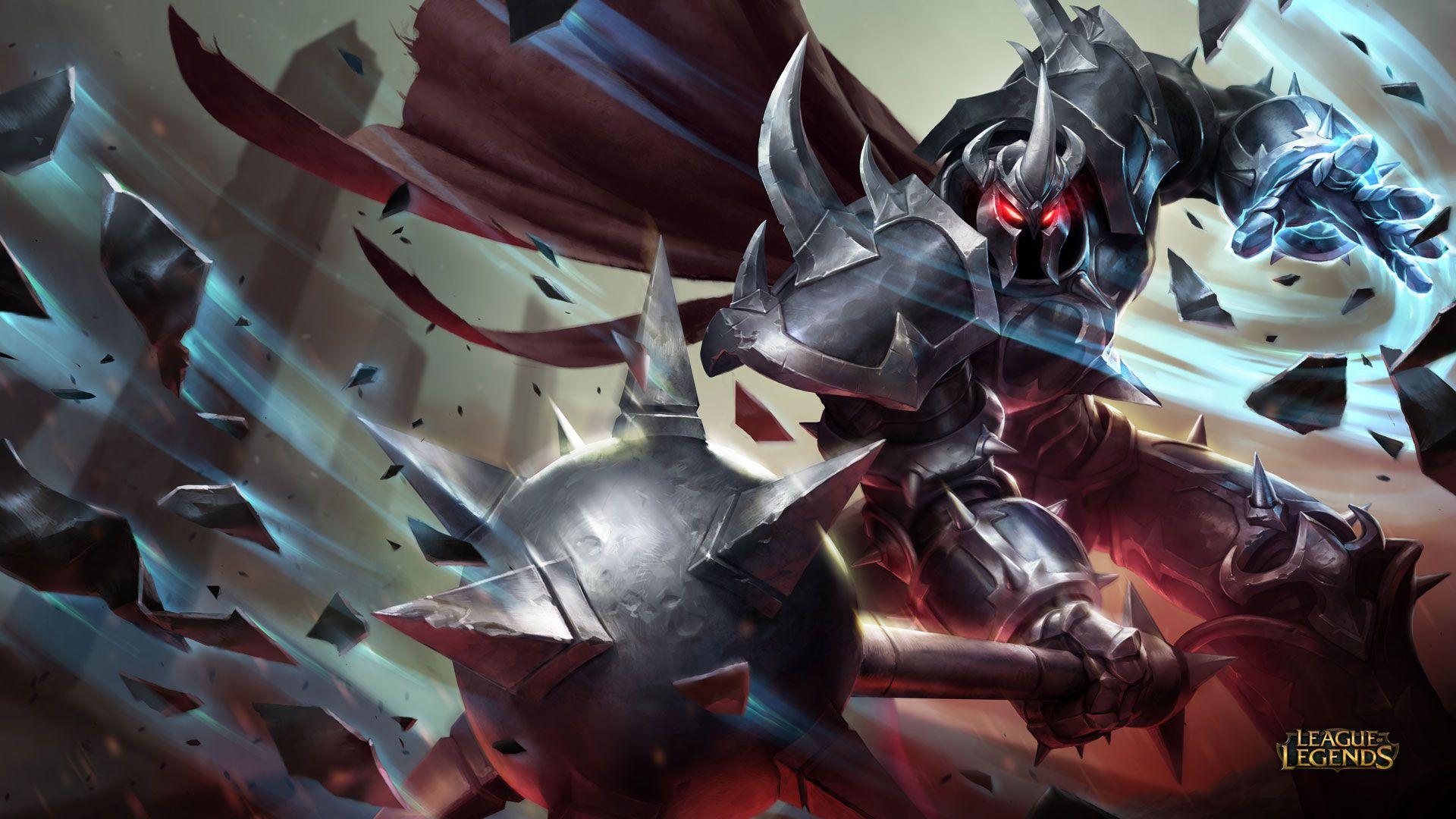 Mordekaiser - League of Legends Wallpapers