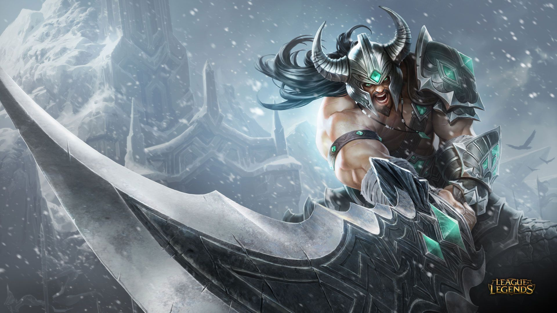 Tryndamere - League of Legends Wallpapers