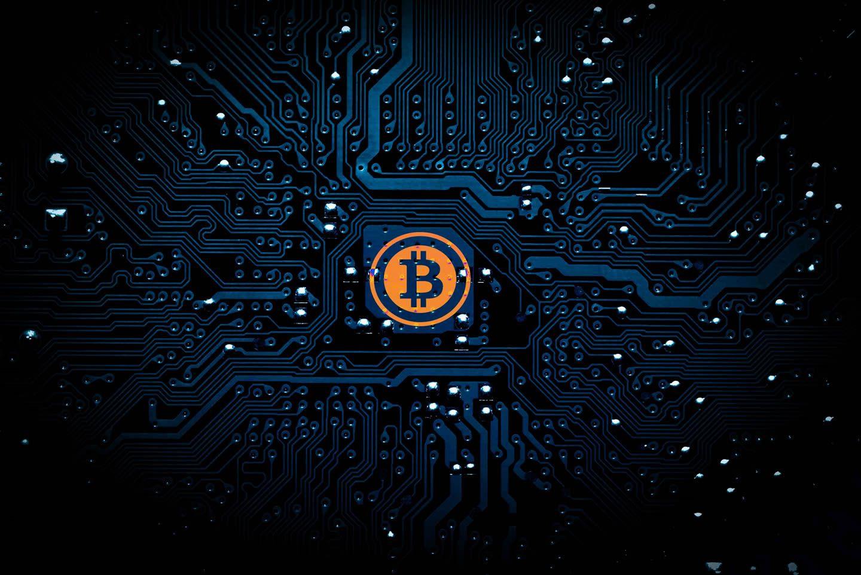 Bitcoin Processor Photo