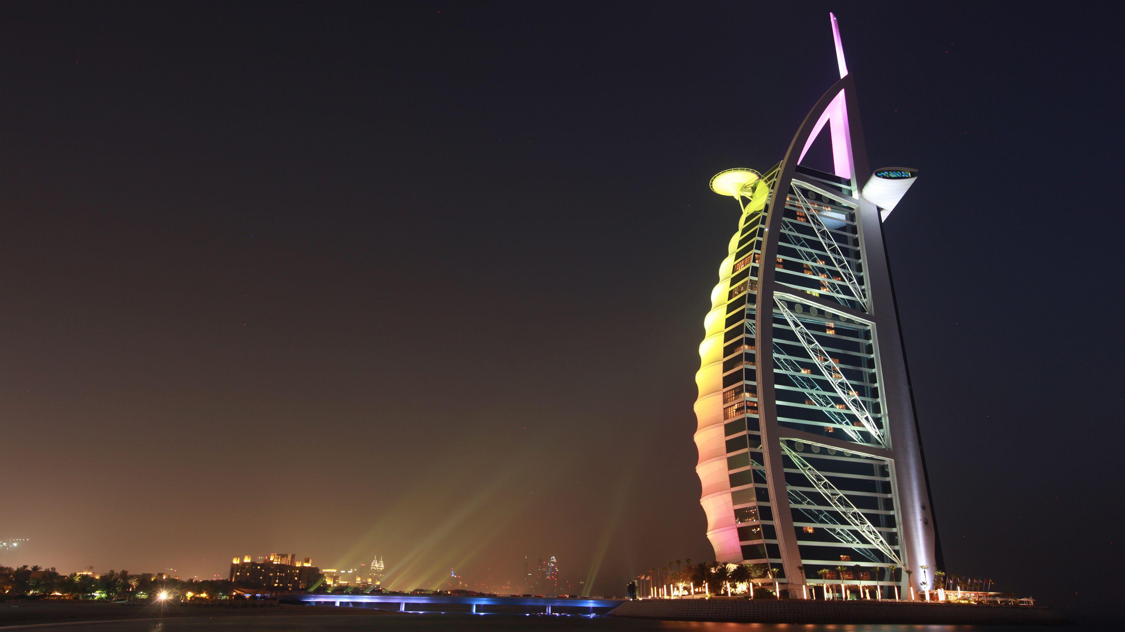 Burj Al Arab Dubai Wallpaper 4K