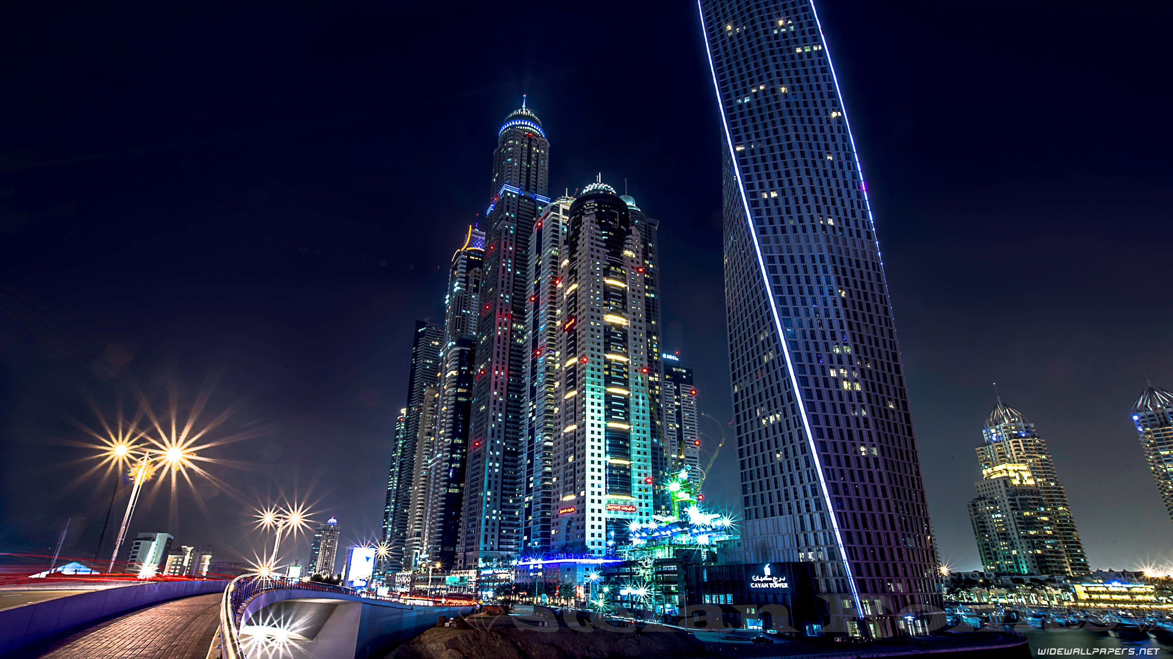 4k Background Wallpapers: Dubai Wallpapers And Photos 4K Full HD