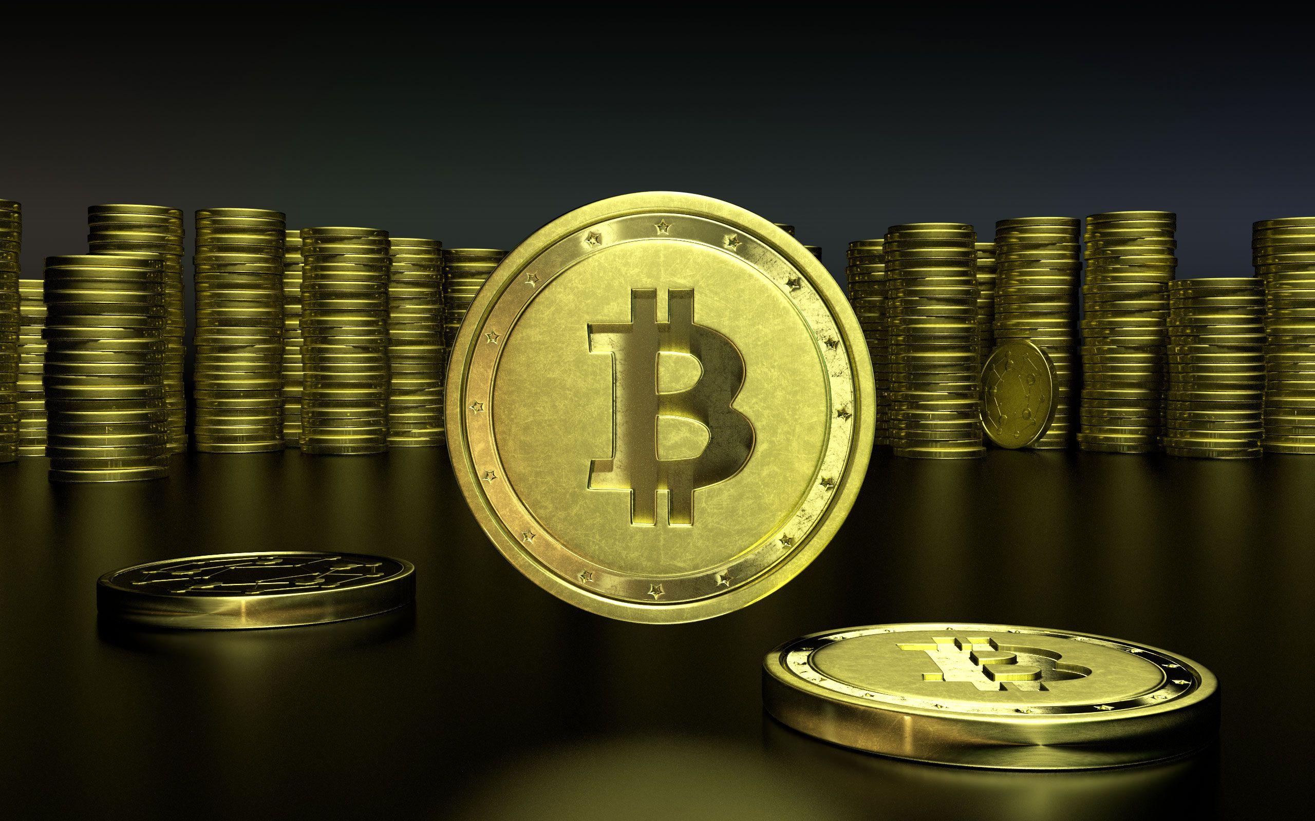 Full HD Bitcoin Coins
