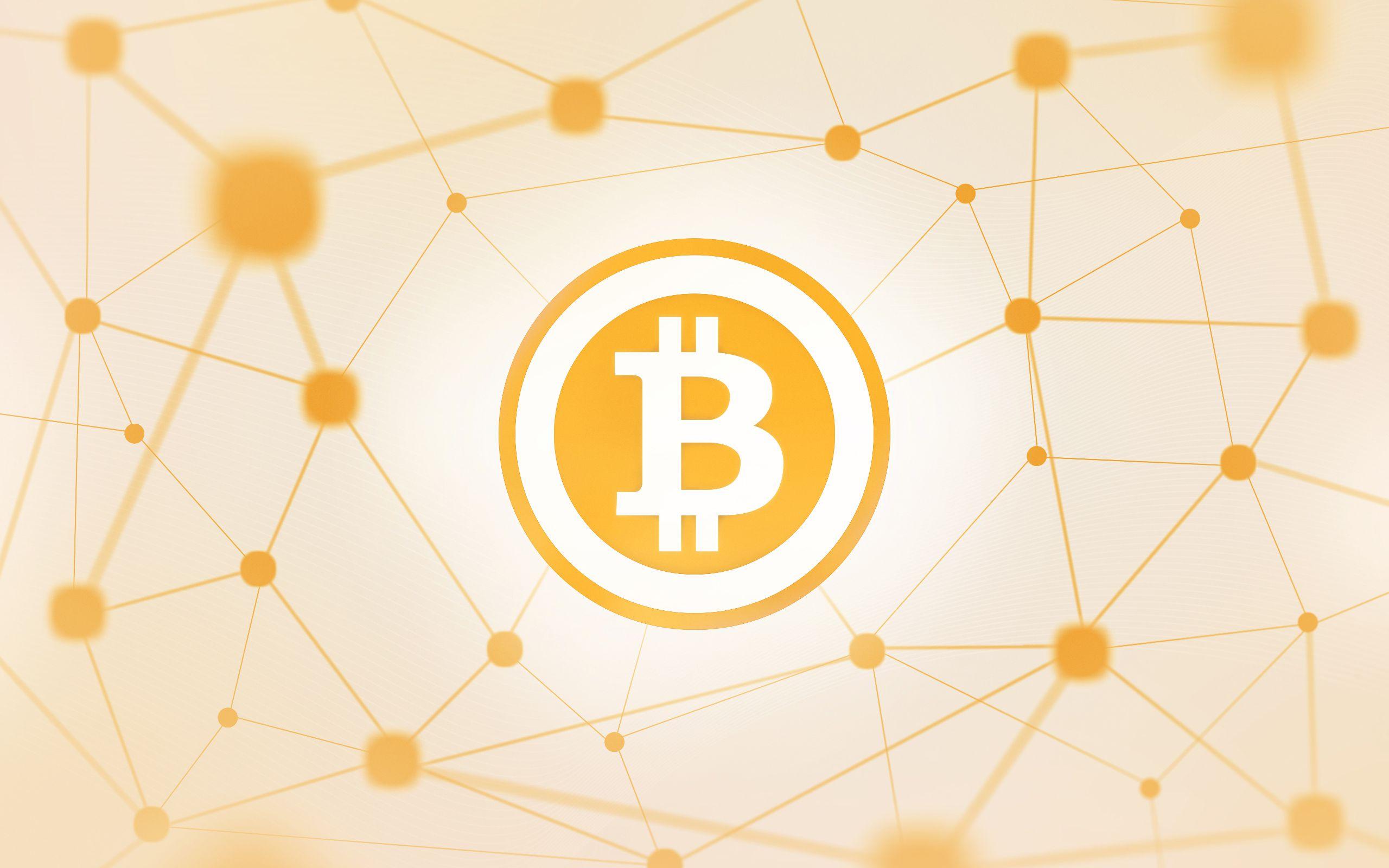 Full HD Bitcoin Wallpaper