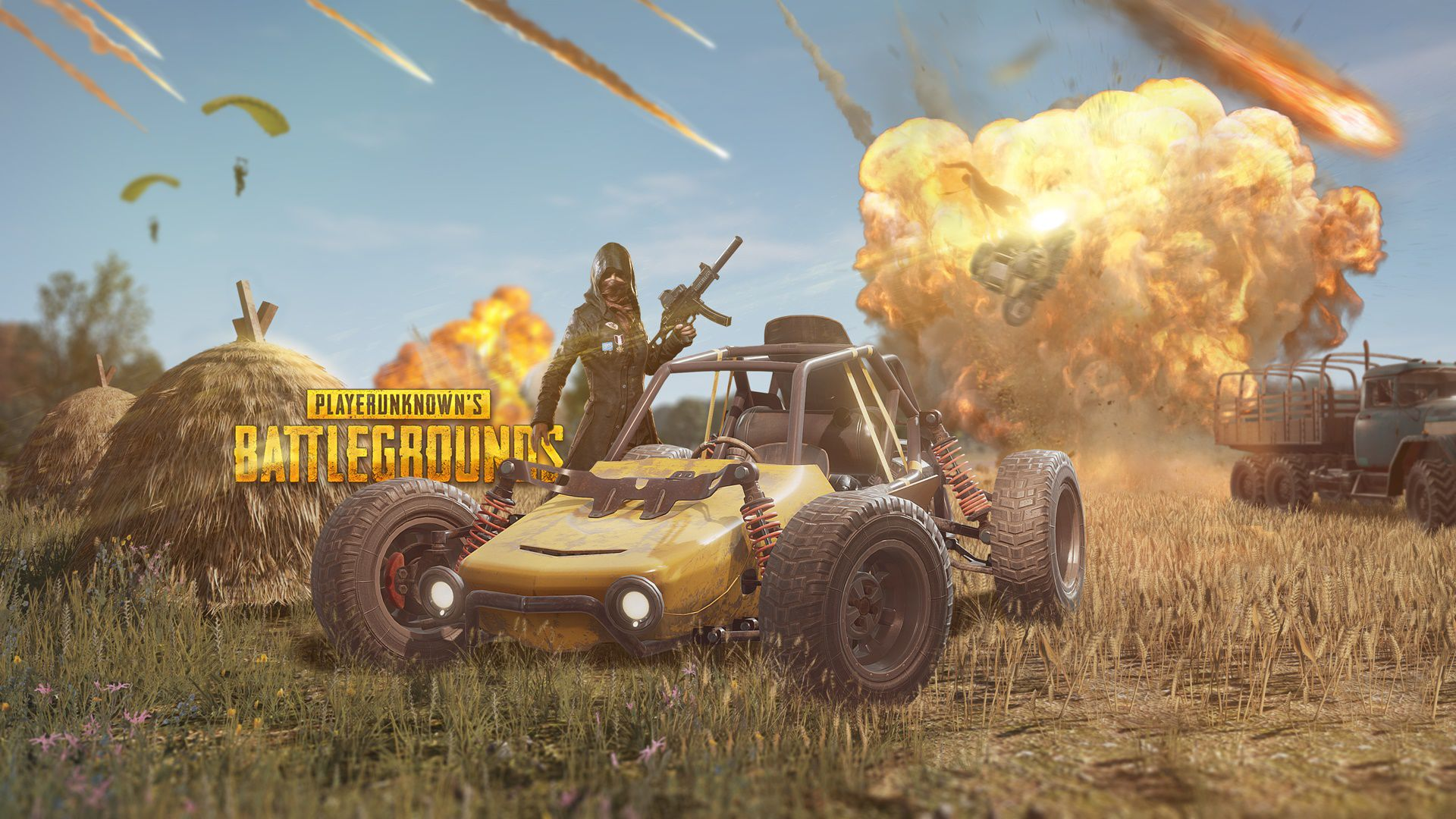 Pubg Wallpaper Dual Monitor: PlayerUnknown's Battlegrounds: PUBG Wallpapers And Photos