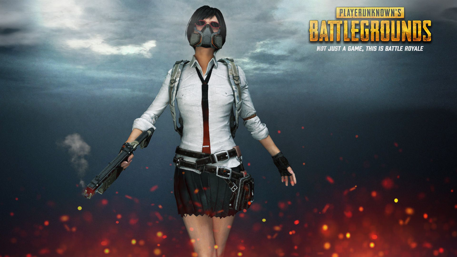 Download 1366x768 Pubg Mobile Characters Playerunknown S: PlayerUnknown's Battlegrounds: PUBG Wallpapers And Photos