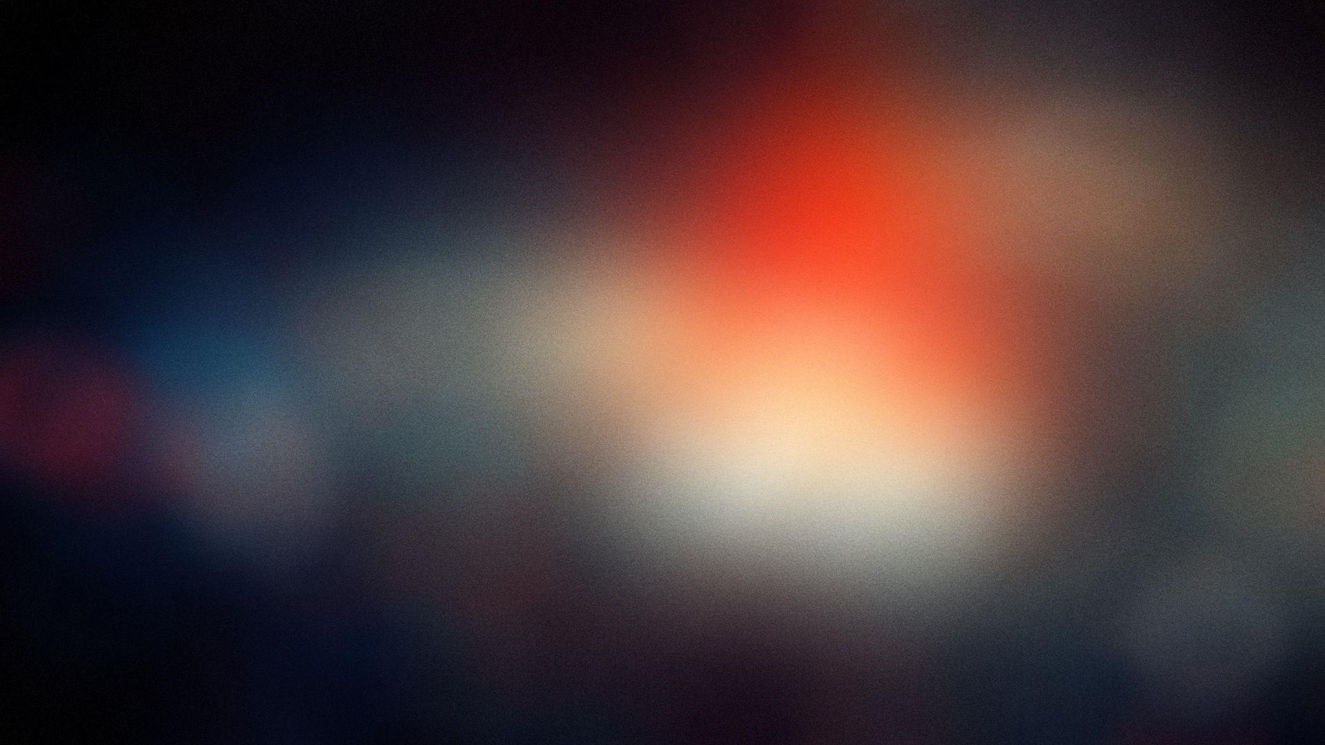 Bokeh End of Blur HD Wallpaper
