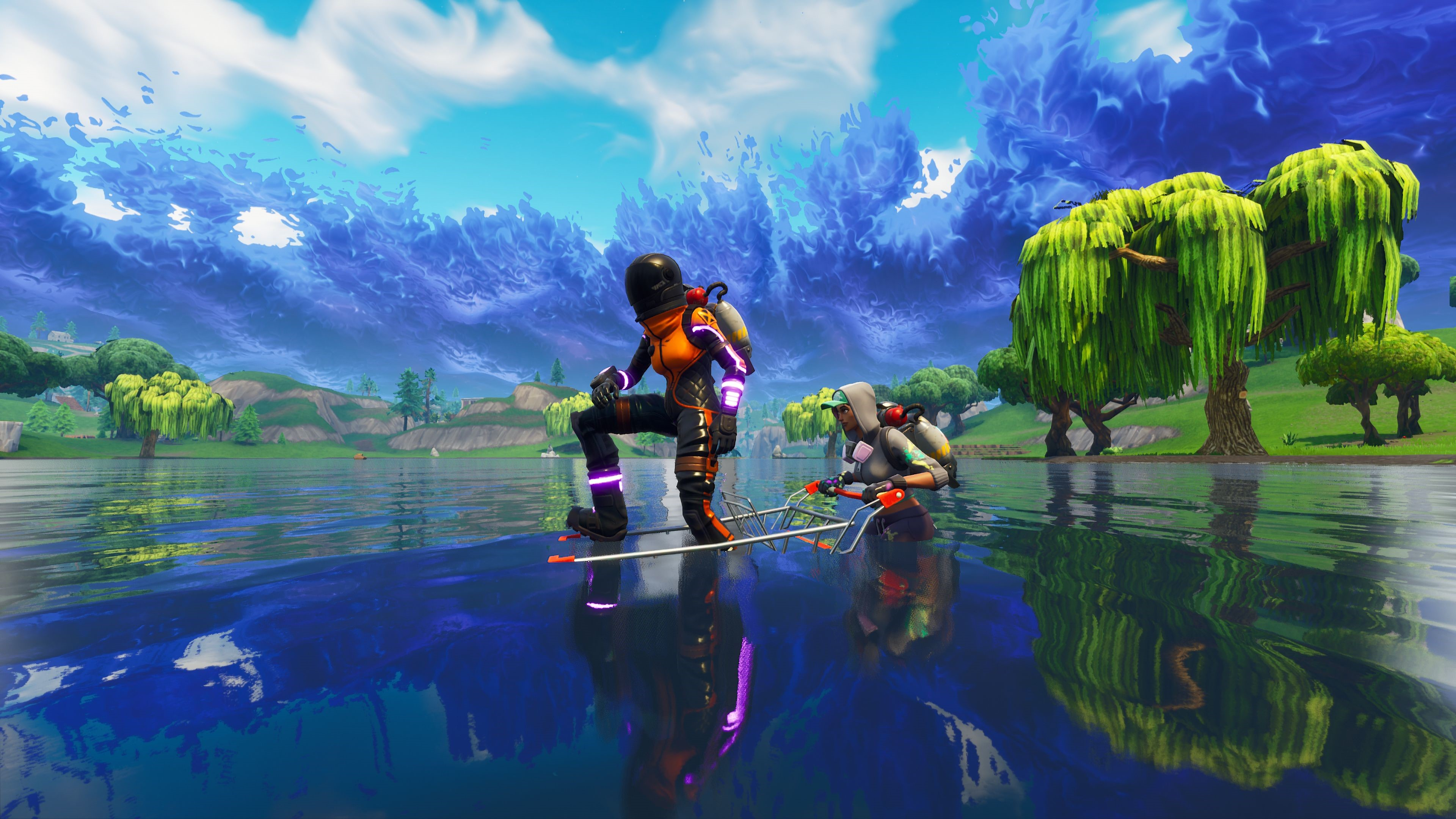 Fortnite Wallpapers And Photos 4k Full Hd 32 More Everest Hill